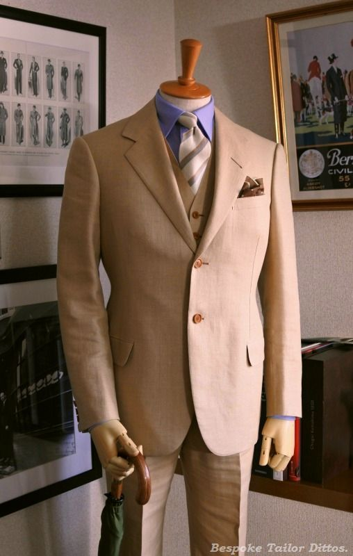 【 M様の御注文:Gray Flannel 】